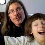 Gabriel and Daddy
