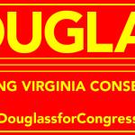Douglass Sticker Header