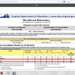 25Jan14 Woodbrook 3rd grade history SOL results