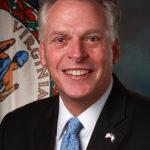 Governor Elect Terry McAuliffe