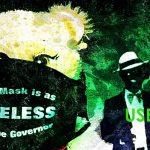 Worthless Masks Header proc